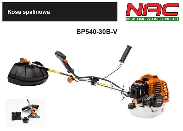 NAC Wykaszarka spalinowa BP540-30B-V