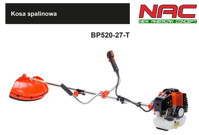 NAC Wykaszarka spalinowa kosa 2,7KM BP520-27-T